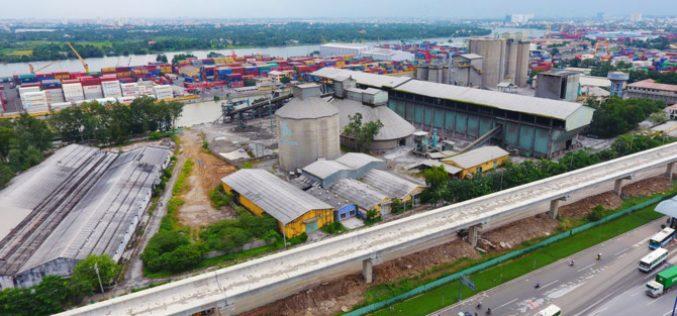 Gần 3 năm tháo dỡ nhà máy gây ô nhiễm nặng ở TP.HCM