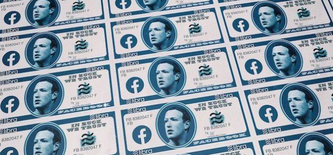 """Chưa ra mắt, đồng tiền ảo của Facebook đã """"hao"""" đáng kể thành viên sáng lập"""