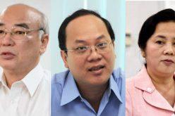 TP.HCM bầu 3 Ủy viên Ban thường vụ Thành uỷ