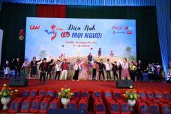 Mang phim Việt tới hàng nghìn học sinh dân tộc thiểu số