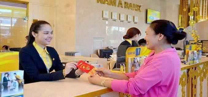 NamABank sẽ thực hiện chia cổ tức 16% bằng cổ phiếu để tăng vốn điều lệ
