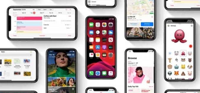 """Nửa số iPhone trên thị trường đã """"lên đời"""" iOS 13"""