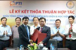 PTI phát triển dự án nguồn nhân sự cho thị trường bảo hiểm