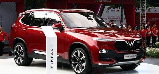 Từ 1/11: Ô tô VinFast tiếp tục tăng giá hơn 65 triệu đồng