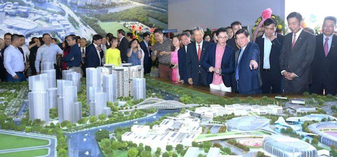 Động thổ dự án 500 triệu USD sau một thập kỷ nhận giấy phép