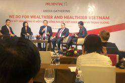 Năm 2020, Prudential định hướng mở rộng sự hiện diện tại Trung Quốc