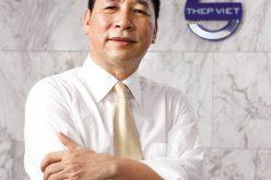 Ngọn cờ đào của ông chủ Thép Việt