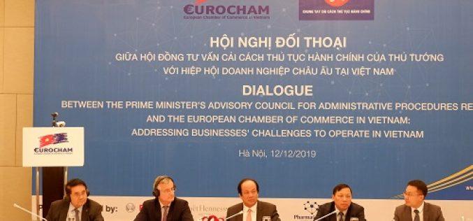 Bộ Tài chính giải đáp rõ ràng nhiều ý kiến từ các doanh nghiệp châu Âu