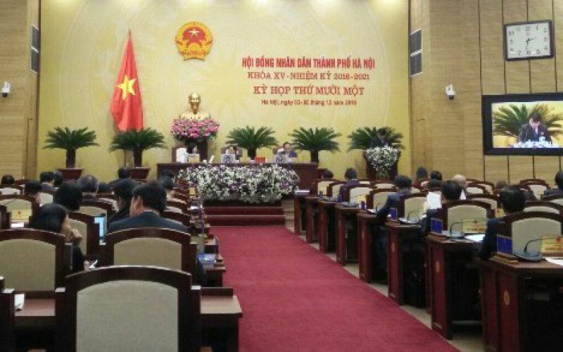 Hà Nội ước thu ngân sách đạt dự toán năm 2019