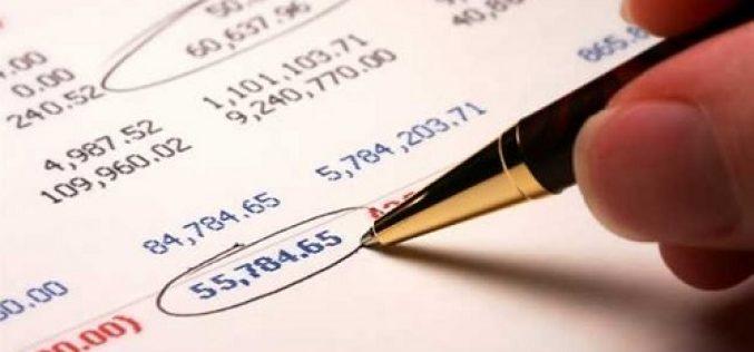 Sửa mẫu biểu báo cáo tài chính quốc gia