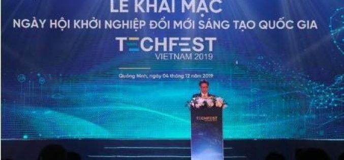 Khai mạc Ngày hội Khởi nghiệp đổi mới sáng tạo quốc gia 2019