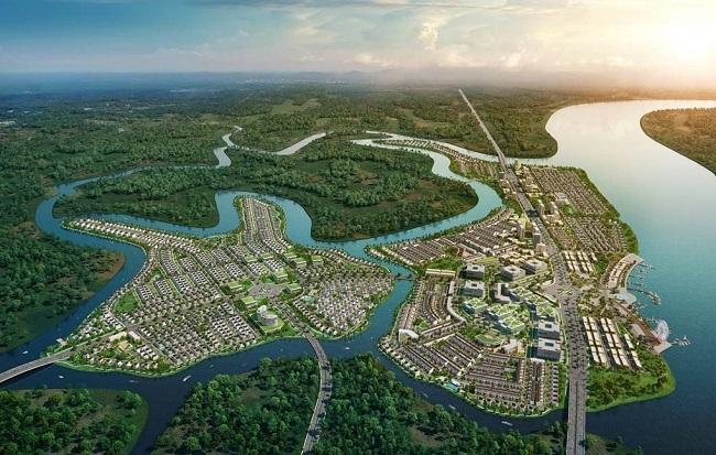 Hấp lực từ đô thị sinh thái thông minh tại Đồng Nai