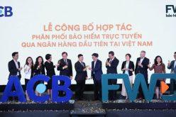 FWD bán bảo hiểm trực tuyến qua ACB