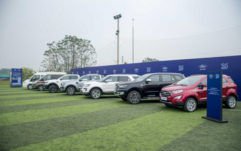 Ford Việt Nam đầu tư 82 Triệu USD mở rộng nhà máy tại Hải Dương