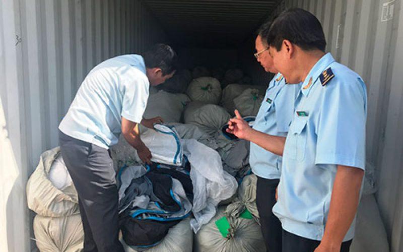 Tiếp tục các giải pháp triệt phá buôn lậu, gian lận thương mại