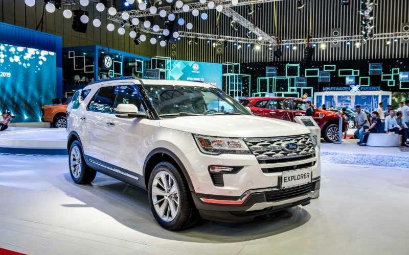 Ford Việt Nam lập kỷ lục bán hơn 30.000 xe ô tô năm 2019