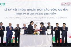 Generali Việt Nam tăng doanh thu 130% qua kênh bancassurance