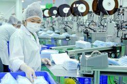Miễn thuế nguyên liệu sản xuất khẩu trang, thuốc sát trùng