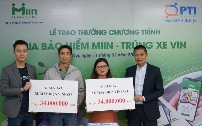 Startup bảo hiểm Miin đã cung cấp được hơn 680.000 gói sản phẩm bảo hiểm