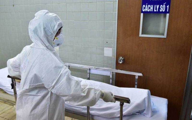 Ca nhiễm nCoV thứ 15 tại Việt Nam là bệnh nhi 3 tháng tuổi