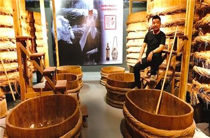 Người đầu tiên làm bảo tàng nước mắm ở Việt Nam