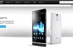 Sony đóng cửa website về điện thoại