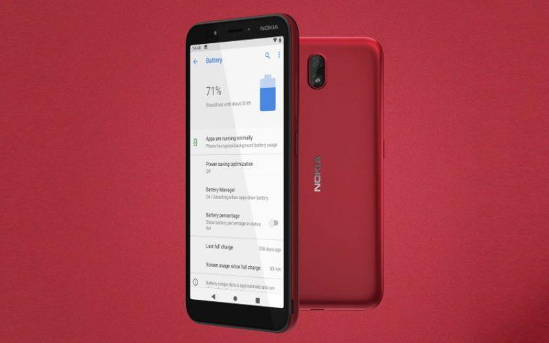 Nâng cấp trải nghiệm smartphone với Nokia C1