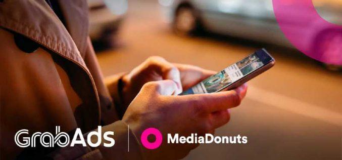 Grab bổ nhiệm MediaDonuts làm đối tác phân phối quảng cáo chính thức