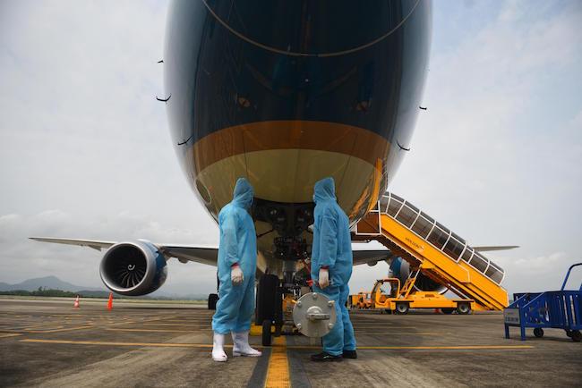 'Tư lệnh' sân bay Vân Đồn: Ba mũi nhọn tạo nên sức mạnh chống dịch Covid-19 1