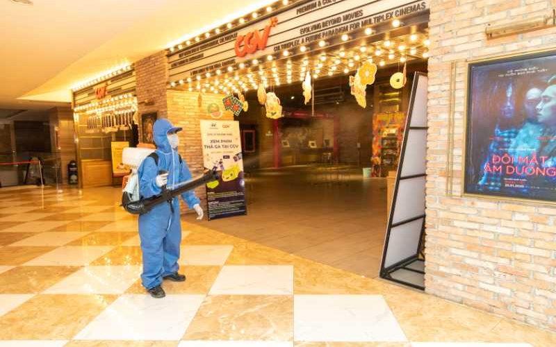 CGV đồng loạt mở cửa trở lại tất cả cụm rạp từ 9/5