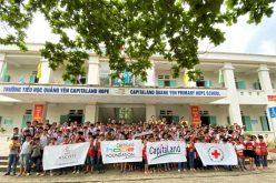 CapitaLand trao tặng bộ chăm sóc sức khỏe phòng chống COVID-19 cho hơn 1.400 học sinh