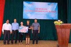 BIC chi trả bảo hiểm gần 700 triệu đồng cho khách hàng vay vốn tại Lâm Đồng