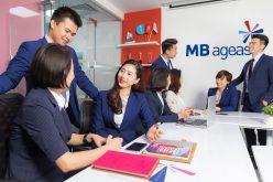 Năm 2019: MB Ageas Life tăng doanh thu gấp đôi và có lợi nhuận sau 3 năm hoạt động