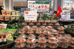 Xuất khẩu thành công lô vải thiều đầu tiên sang Nhật Bản