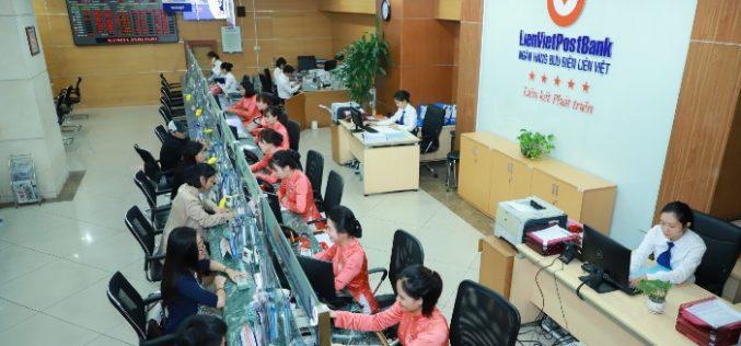 Dẫn đầu các ngân hàng thương mại cổ phần về mạng lưới giao dịch, LienVietPostBank hướng tới mục tiêu trở thành Ngân hàng bán lẻ hàng đầu Việt Nam
