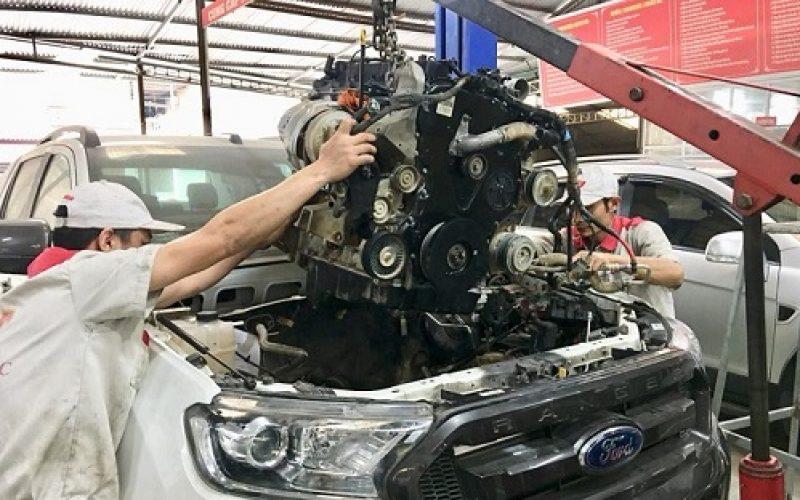 Điều chỉnh thuế một số mặt hàng động cơ ô tô
