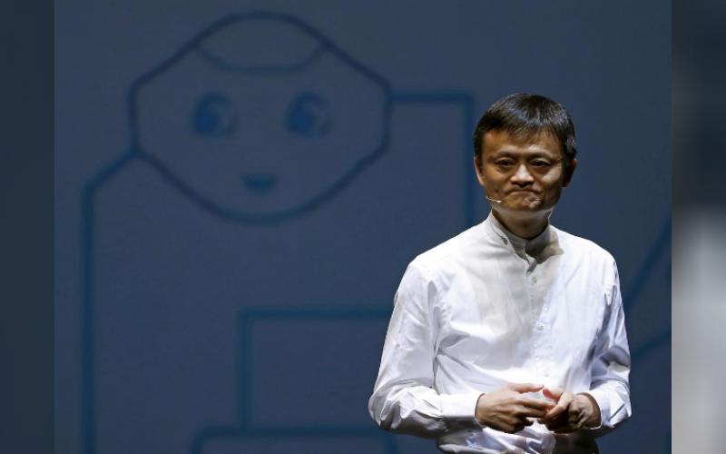 Jack Ma bán 8,2 tỷ USD cổ phiếu Alibaba sau khi nghỉ hưu