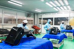 THACO xuất khẩu khung ghế composite cho hãng Recaro – Nhật Bản