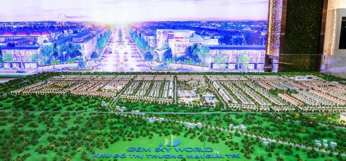 Sắp khai trương văn phòng và showroom dự án Gem Sky World tại Hà Nội