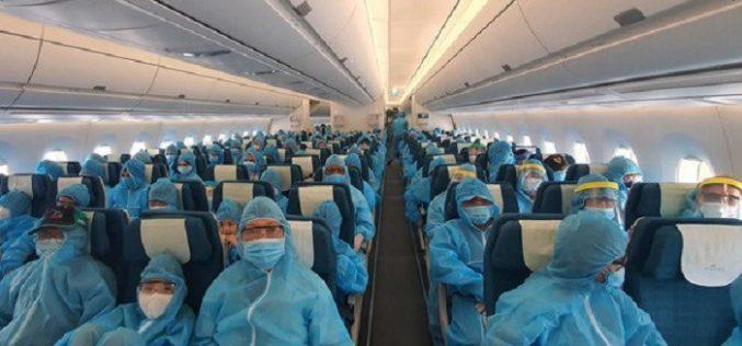TP.HCM hoàn tất lấy mẫu xét nghiệm tầm soát hơn 52.000 người về từ Đà Nẵng