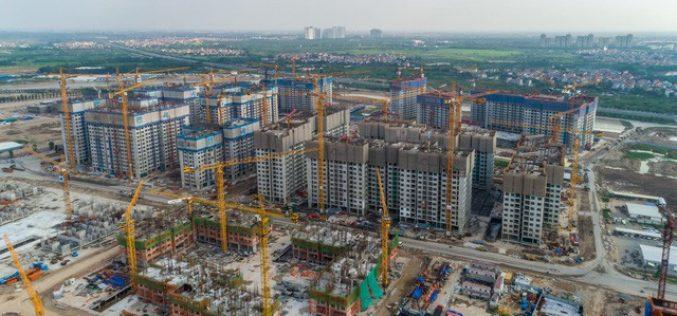 33 dự án ở Hà Nội được phép bán nhà hình thành trong tương lai