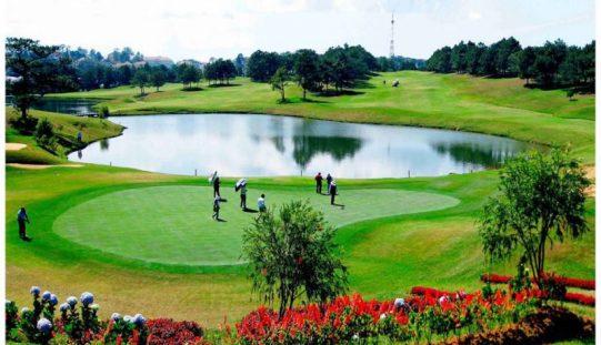 Phê duyệt chủ trương đầu tư sân golf 164 ha ở Quảng Bình