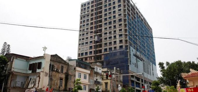 Hà Nội đề xuất nâng gấp đôi mức xử phạt vi phạm trật tự xây dựng