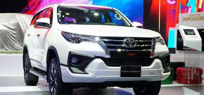 Toyota triệu hồi xe Fortuner do lỗi trợ lực phanh