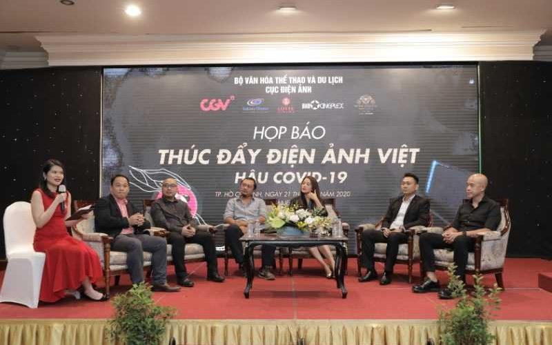 Thúc đẩy điện ảnh Việt thời hậu Covid-19