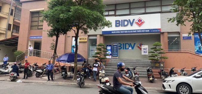 BIC chi trả bồi thường hơn 188 triệu đồng tổn thất vụ cướp BIDV Ngọc Khánh