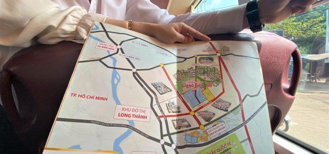 """Xem đất """"thành phố Thủ Đức"""" bị đưa xuống Đồng Nai"""