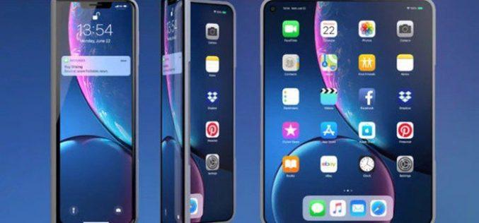 iPhone màn hình gập có thể ra mắt trong năm sau