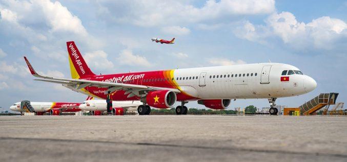 Sáu tháng, Vietjet lỗ vận chuyển hàng không chưa tới 1.500 tỷ, mức tích cực so với các hãng trên thế giới