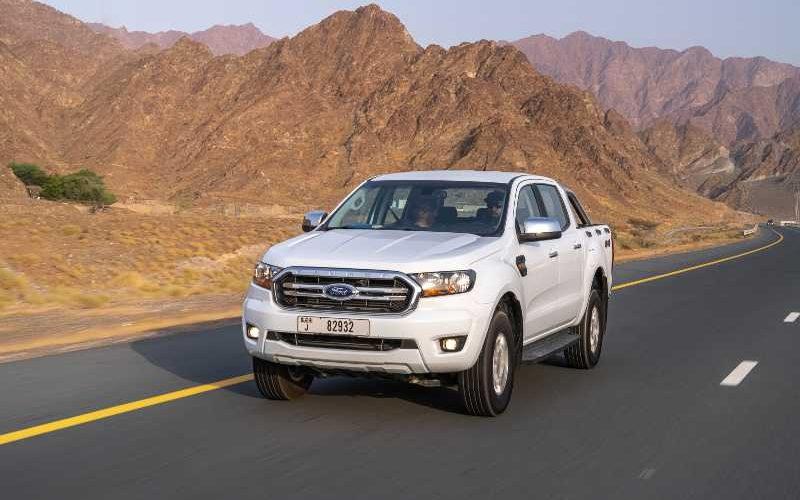 Ford Ranger sẵn sàng đương đầu với thử thách khắc nghiệt của thời gian